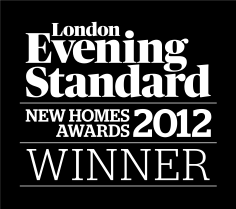London Evening Standard New Homes Awards 2012 Winner