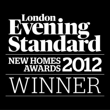 london evening standard new homes award winner