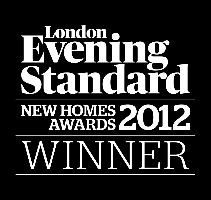 london evening standard new homes award winner