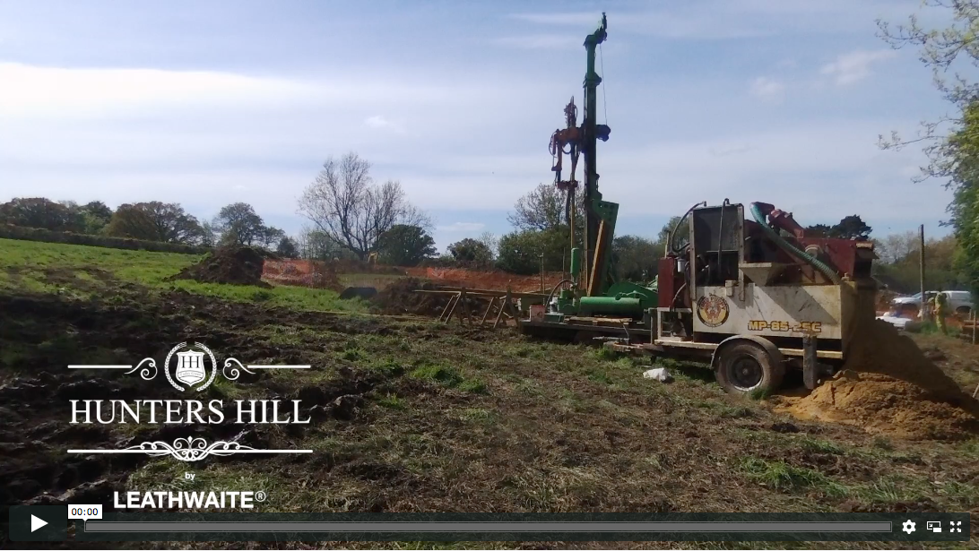 Geothermal Borehole Drilling