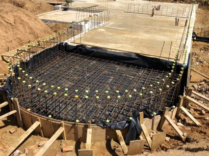 Terrace Foundations - Thermally Broken