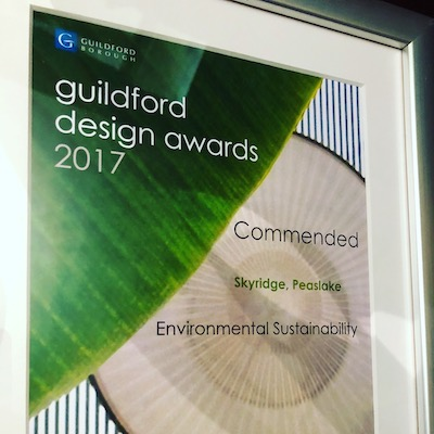 Guildford Design Award